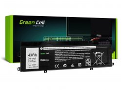Baterie notebooků Green Cell Cell® 5R9DD pro Dell Chromebook 11 3120