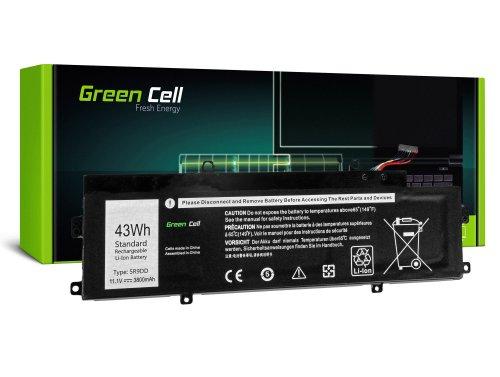 Green Cell Laptop Akku 5R9DD für Dell Chromebook 11 3120 P22T