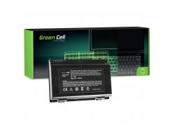 Green Cell ® Laptop Akku FPCBP176 für Fujitsu LifeBook A8280 AH550 E780 E8410 E8420 N7010 NH570