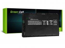 Green Cell ® baterie notebooku BA06XL BT04XL pro HP 9470m EliteBook Folio 9480m