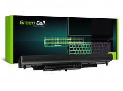 Baterie pro Green Cell telefony HS03 pro HP 250 G4 G5 255 G4 G5, HP 15-AC012NW 15-AC013NW 15-AC033NW 15-AC034NW 15-AC153NW 15-AF
