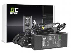 Green Cell PRO ® Ladegerät für Lenovo T60 T61 X60 Z60 T400 SL500