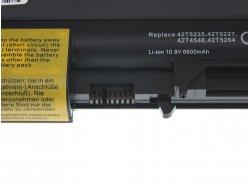 Akku für Lenovo IBM ThinkPad R61i 7742 Laptop
