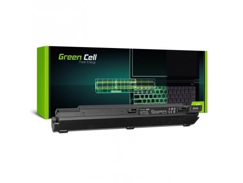 Green Cell ® Laptop Akku BTY-S27 für MSI MegaBook S310 Averatec 2100