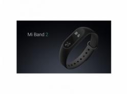 Xiaomi Mi Band 2 Smartwatch