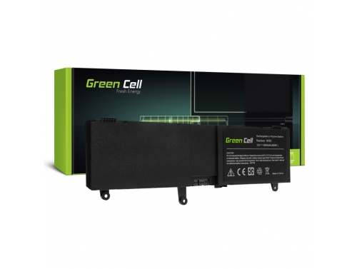 Green Cell ® Akku C41-N550 für Asus ROG G550 G550J G550JK N550 N550J N550JV N550JK N550JA