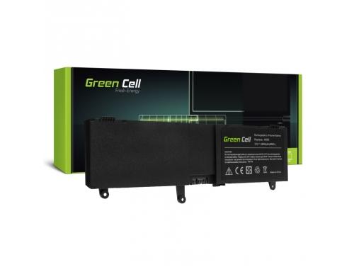 Green Cell Laptop Akku C41-N550 für Asus ROG G550 G550J G550JK N550 N550J N550JV N550JK N550JA