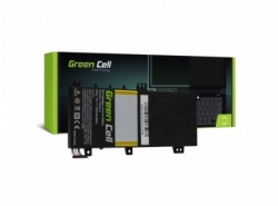 Green Cell ® Akku C21N1333 für Asus Transformer Book Flip TP550 TP550L TP550LA TP550LD