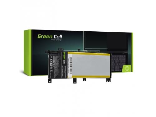 Green Cell Laptop Akku C21N1401 für Asus F455L K455L R455L X455L