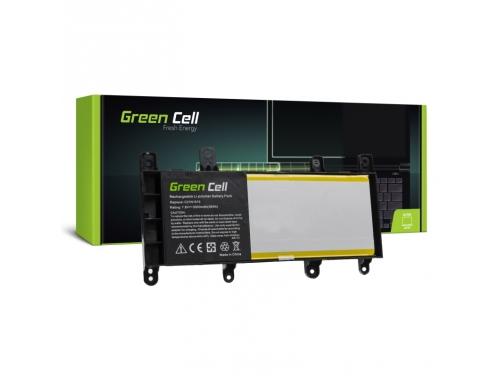 Green Cell ® Akku C21N1515 für Asus X756U X756UA X756UQ X756UV X756UX