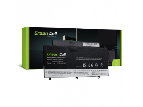 Green Cell ® Akku 45N1121 für Lenovo ThinkPad T431s