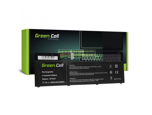 Green Cell ® Akku AP12A3i für Acer Aspire Timeline Ultra M3 M3-581TG M5 M5-481TG M5-581TG TravelMate P648 P658