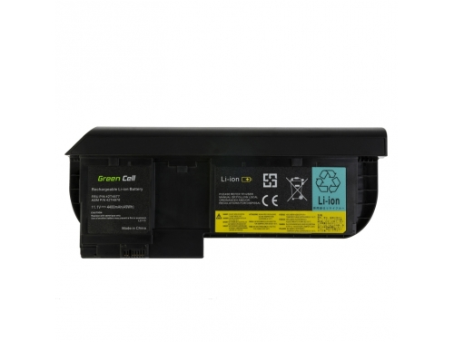 Green Cell ® Laptop Akku 45N1079 für Lenovo ThinkPad Tablet X220 X220i X220t X230 X230i X230t