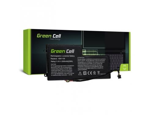 Green Cell Laptop Akku 45N1108 45N1113 für Lenovo ThinkPad T440 T440s T450 T450s T460 X230s X240 X240s X250 X260 X270