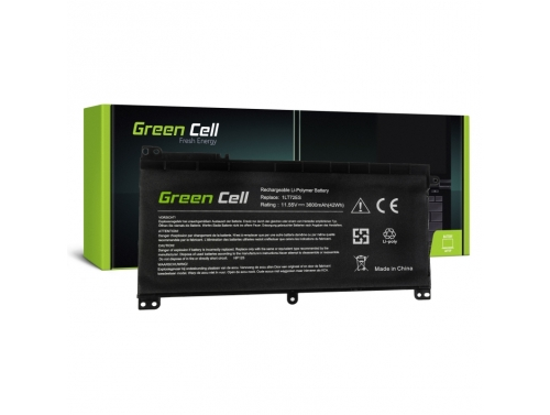 Green Cell ® Akku BI03XL ON03XL für HP Pavilion x360 11-U 13-U M3-U HP Stream 14-AX 14-CB