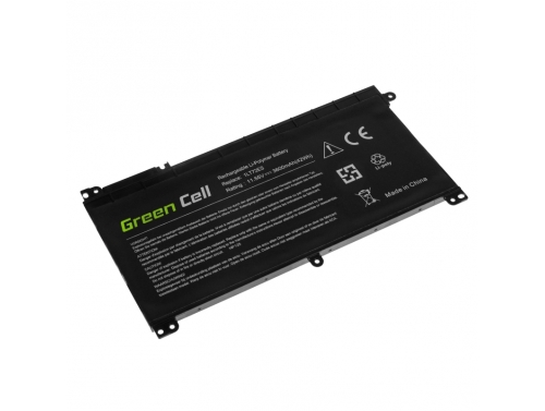 Bateria Green Cell BI03XL ON03XL do HP Omen 15-AX HP Pavilion x360 11-U 13-U M3-U HP Stream 14-AX 14-CB