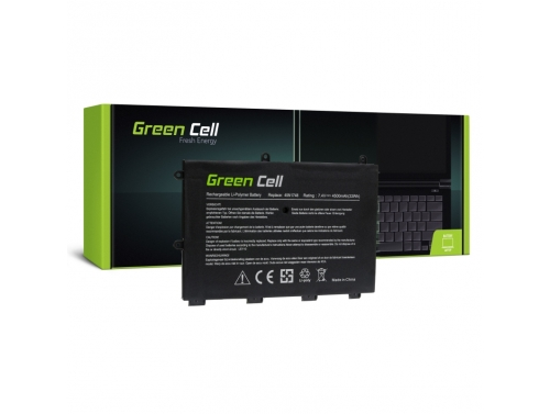 Green Cell ® Akku 45N1750 für Lenovo ThinkPad Yoga 11e