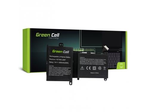 Green Cell Laptop Akku HV02XL für HP 11-F Envy x360 13-Y Pavilion x360 310 G2 11-K Spectre 13-4000