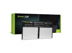 Green Cell ® Laptop Akku C12N1435 für Asus Transformer Book T100H T100HA
