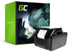 Nástroj pro Green Cell baterie ® pro Makita BL1830 BDF450SFE BTL061RF BTW450RFE