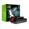 Green Cell ® Akkuwerkzeug für BOSCH BAT609 BAT618 BAT620 17618 GDS 18 V-LI HT