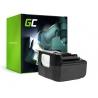 Green Cell ® Akkuwerkzeug BL1415 BL1430 BL1440 für Makita 14.4V 3000mAh