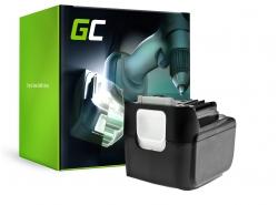 Green Cell ® Akkuwerkzeug für Makita  BL1415 BL1430 BL1440 14.4V 4000mAh