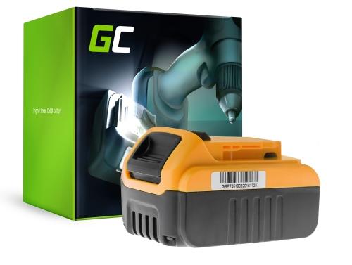 Green Cell® Batterie Akku (3Ah 18V) DCB182 DCB184 DCB185 DCB200 XR für DeWalt DCD740 DCD771C2 DCD780 DCD980 DCF885 DCS331 DCS381