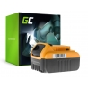 Green Cell ® Akkuwerkzeug für DeWalt DCB180 DCB181 DCB182 DCB183 DCB184 3Ah