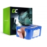 Green Cell® Batterie Akku (3Ah 14.4V) für odkurzaczy EcoGenic, Hoover, Indream, JNB, Kaily, Robot, Samba