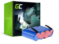 Green Cell ® Staubsauger Akku für Karcher K50 K55 K85