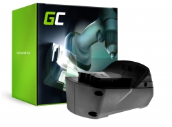 Green Cell ® Werkzeug Akku für Einhell TH-CD 18-2 2Ah 18V