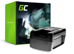 Green Cell ® Vacuum Cleaner Battery for Karcher BV 5/1 Bp Karcher T 9/1 Bp 25.2 V 4.5Ah