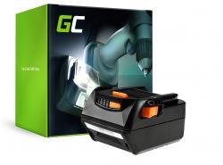 Green Cell ® Akkuwerkzeug für AEG L1830R B1820R 18V 4Ah