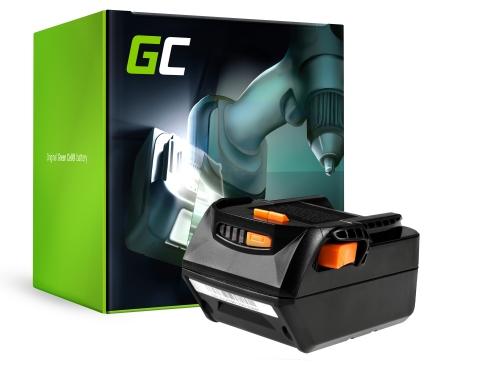 Green Cell ® nástroj baterie pro AEG L1830R B1820R 18V 4Ah