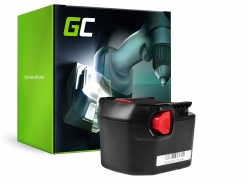 Green Cell ® Akku für AEG B1214G B1215R B1220R 12V 2Ah