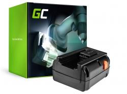 Green Cell ® Akku für Rasen Garden 8838 380 380EC 380LI 25V 4Ah Samsung