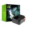 Green Cell® Batterie Akku (4Ah 25V) 8838 8838-20 8838-U 8838U 4025 4025-20 für Gardena 380LI 380EC 4025-20 4028-20