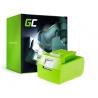 Batterie Akku (4Ah 24V) 2902707 2902807 G24 G24B2 G24B4 für GreenWorks 24V Series 2000007 2100007 2201207 2402207 3801107