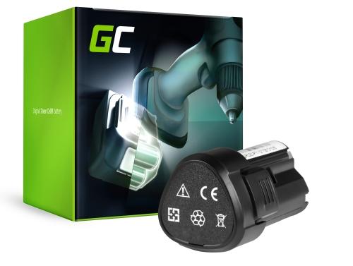 Green Cell ® Akkuwerkzeug für WORX WA3503 WA3509 12V 2Ah Samsung