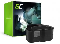 Green Cell ® Akkuwerkzeug M1230, MXM12 pro AEG BEST 12 X Super, BS 12X, BBS 12 X, BSB 12 STX 12V 3,3 Ah