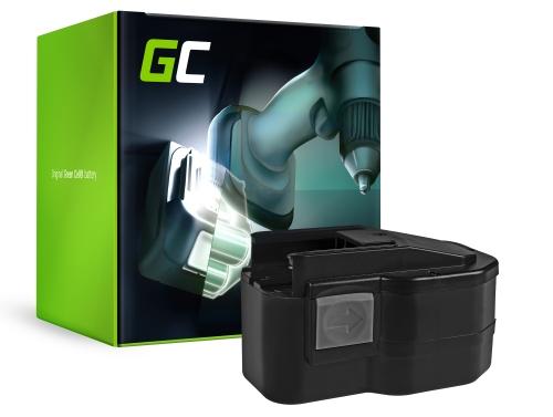 Green Cell ® Akkuwerkzeug M1230, MXM12 für AEG BEST 12 X Super, BS 12X, BBS 12 X, BSB 12 STX 12V 3.3Ah