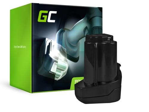 Green Cell ® Akkuwerkzeug für Metabo 6.25439 10.8V 2Ah