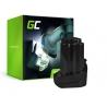 Batterie Akku (2Ah 10.8V) 6.25438 6.25439 625439000 625438000 für Metabo PowerImpact 12 PowerLED 12 PowerMaxx 12 ASE BS SSD