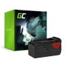 Green Cell® Batterie Akku (3Ah 36V) B 36 B 36/5.2 B 36/6.0 418009 für Hilti TE 6-A Li TE 6-A36 TE 6-A36-AVR TE6A WSR 36-A
