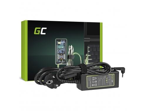 Green Cell ® Netzteil / Ladegerät für Laptop Asus EEE PC 1001 1005 1015 1201 1215
