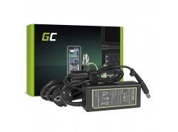 Green Cell ® PSU / nabíječka pro notebook HP DV4 DV5 DV6 CQ40 CQ50 CQ60 DM4-1000 ProBook 4510s Compaq 6720s