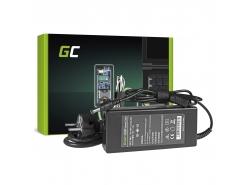 Green Cell ® Ladegerät für Toshiba Satellite A100 P100 A105 A110 TECRA A7 A8 A9 A10