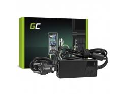 Green Cell ® Netzteil / Ladegerät für Laptop Asus
