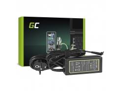 Green Cell ® Netzteil / Ladegerät für Laptop Samsung XE500TIC XE700TIC XE303C12